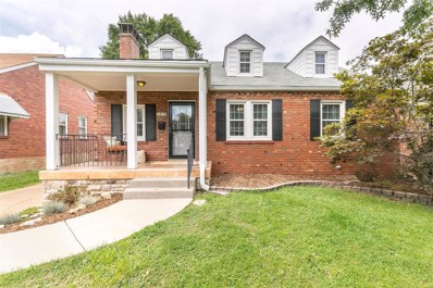 6833 Bonnie Avenue, St Louis, MO 63123 - MLS#: 18064472