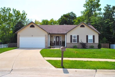 32 Colonial Creek Court, Wentzville, MO 63385 - MLS#: 18064576