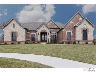 1076 Wilmas Farm Drive, Chesterfield, MO 63005 - MLS#: 18064594