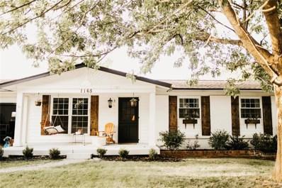 1165 Saratoga Drive, St Charles, MO 63303 - MLS#: 18064722