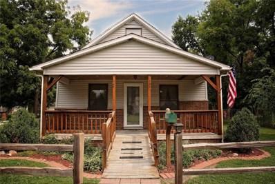 207 E Burton, Gillespie, IL 62033 - MLS#: 18064758