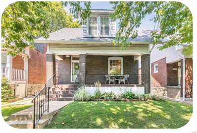6281 Reber, St Louis, MO 63139 - MLS#: 18064899