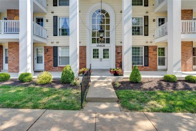 15631 Hedgeford UNIT 3, Chesterfield, MO 63017 - MLS#: 18064939