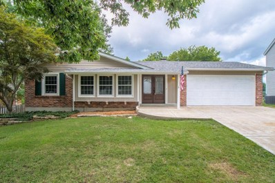 2907 Piney Pointe Drive, St Louis, MO 63129 - MLS#: 18064959