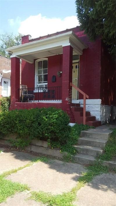 4419 Farlin Avenue, St Louis, MO 63115 - MLS#: 18064990
