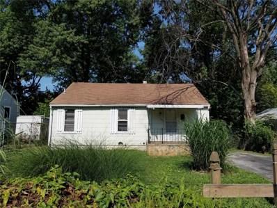 3369 Suncrest Avenue, St Louis, MO 63114 - MLS#: 18064994