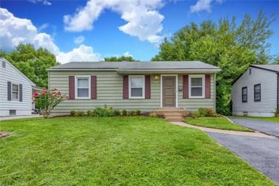 4341 Heidelberg Avenue, St Louis, MO 63123 - MLS#: 18065118