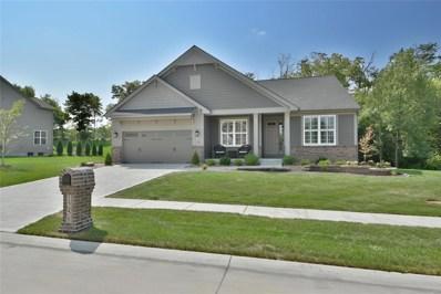 1258 Peruque Ridge Drive, Wentzville, MO 63385 - MLS#: 18065138