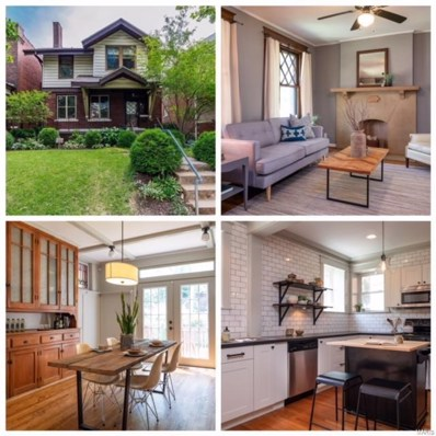 3910 Juniata, St Louis, MO 63116 - MLS#: 18065157