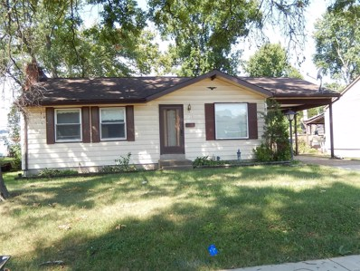 12135 Fleetwood Place, Maryland Heights, MO 63043 - MLS#: 18065300