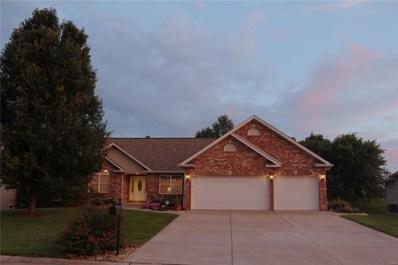 7519 Stonebridge Golf Drive, Maryville, IL 62062 - #: 18065380