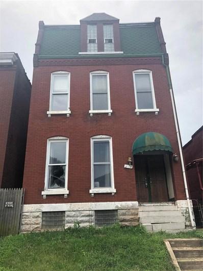 3108 Wyoming Street, St Louis, MO 63118 - MLS#: 18065413
