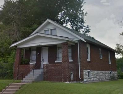 5735 Mimika Avenue, St Louis, MO 63136 - MLS#: 18065452