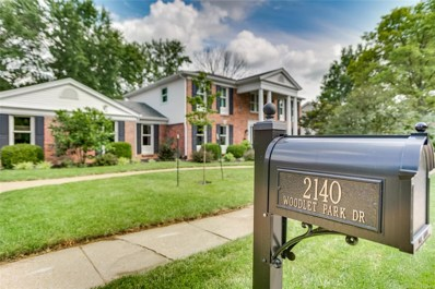 2140 Woodlet Park, Chesterfield, MO 63017 - MLS#: 18065568
