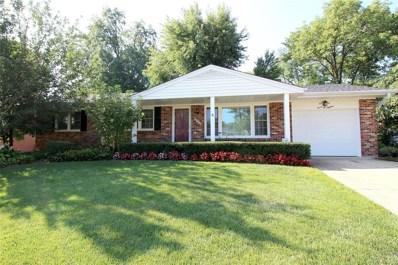 9218 Ewers Drive, St Louis, MO 63126 - MLS#: 18065655