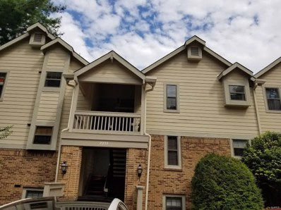 2212 Canyonlands Drive UNIT F, Maryland Heights, MO 63043 - MLS#: 18065685