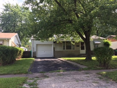 58 David Street, Cahokia, IL 62206 - MLS#: 18065706