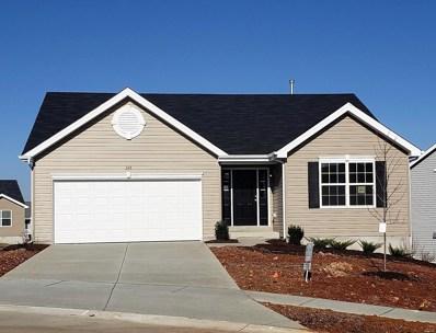 349 Rock Ridge Road, Wentzville, MO 63385 - MLS#: 18065713