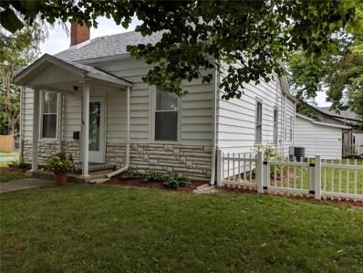 165 W Mound Street, Sparta, IL 62286 - MLS#: 18065715