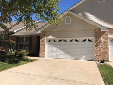 3124 Country Bluff, St Charles, MO 63301 - #: 18065774