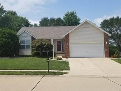 2801 Cabin Creek Court, Edwardsville, IL 62025 - MLS#: 18065783