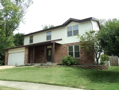 3018 Hidden Acres, St Louis, MO 63125 - MLS#: 18065885