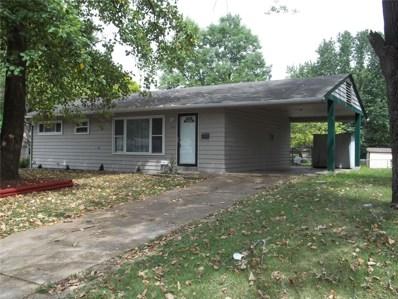 1601 Lakemoor Drive, Dellwood, MO 63136 - MLS#: 18065886