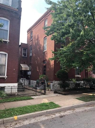 2843 Missouri Avenue, St Louis, MO 63118 - MLS#: 18065910