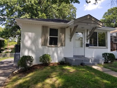 9009 Gedde Avenue, St Louis, MO 63134 - MLS#: 18065929
