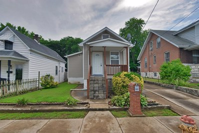 4842 Heidelberg Avenue, St Louis, MO 63123 - MLS#: 18065968