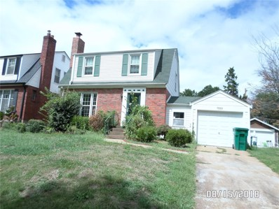 7553 Leadale Drive, St Louis, MO 63121 - MLS#: 18065979