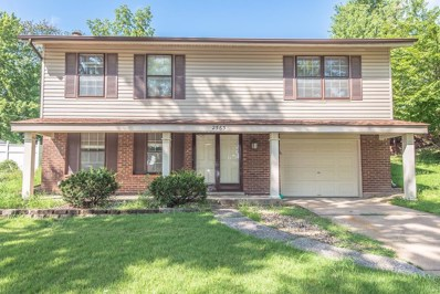 2565 Westrick Drive, Maryland Heights, MO 63043 - MLS#: 18065986