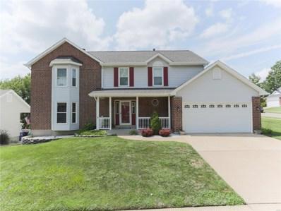 7698 Fine Oaks, St Louis, MO 63129 - MLS#: 18066081