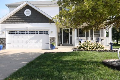 2884 Smokehouse Way, Belleville, IL 62221 - MLS#: 18066090