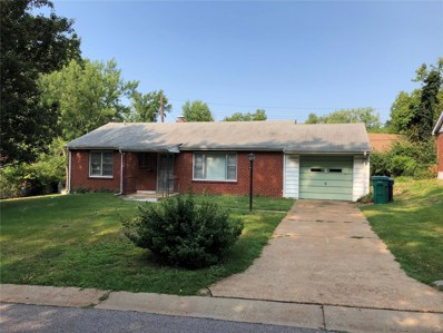 5545 Norway Drive, St Louis, MO 63121 - MLS#: 18066117