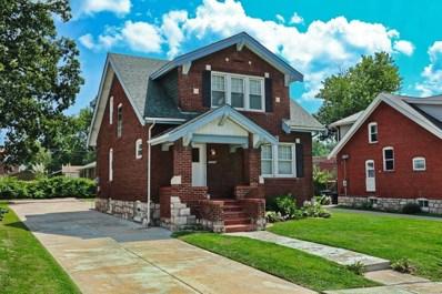 3704 Oakmount Avenue, St Louis, MO 63121 - MLS#: 18066119