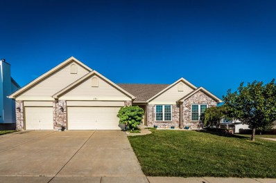 121 Bear Claw Drive, Wentzville, MO 63385 - MLS#: 18066229