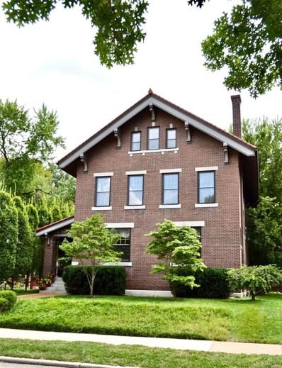 4100 Flora Place, St Louis, MO 63110 - MLS#: 18066233