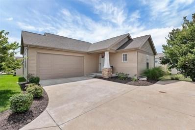 1240 Harmony Lake Drive, St Peters, MO 63376 - MLS#: 18066289