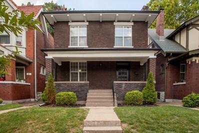 5928 De Giverville Avenue, St Louis, MO 63112 - MLS#: 18066447