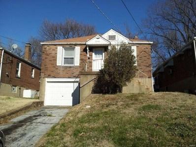 7151 Theodore Avenue, St Louis, MO 63136 - MLS#: 18066465