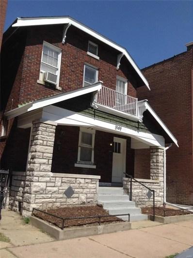 3149 Pennsylvania Avenue, St Louis, MO 63118 - MLS#: 18066589