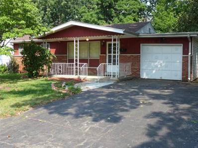 200 Lynn Meadows, Florissant, MO 63033 - MLS#: 18066660