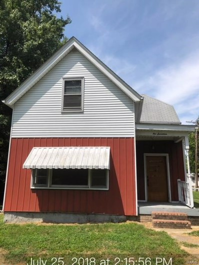 117 W Washington, Collinsville, IL 62234 - #: 18066785