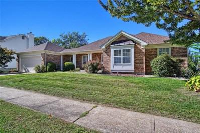 2727 Towne Oaks Drive, St Louis, MO 63129 - MLS#: 18066788