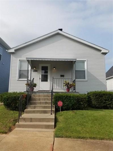 4322 Frieda Avenue, St Louis, MO 63116 - MLS#: 18066857