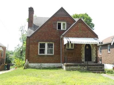 6704 Edison Avenue, St Louis, MO 63121 - MLS#: 18066863