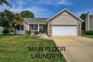 2717 Falcon Crest Drive, Edwardsville, IL 62025 - MLS#: 18066882
