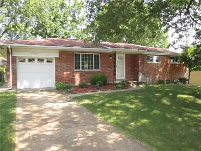9825 Whitcomb Lane, St Louis, MO 63123 - MLS#: 18066906