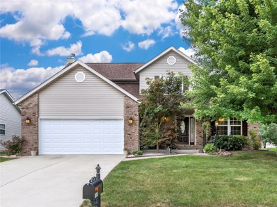 7004 Stoney Creek Drive, Edwardsville, IL 62025 - #: 18066933